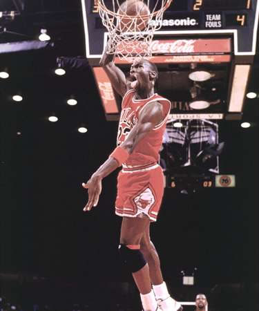 michael jordan 360 dunks
